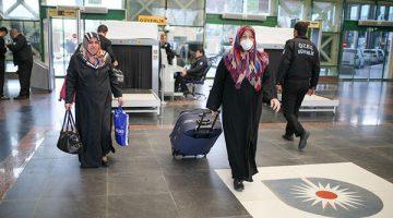 Antalya Otogarı sivil giriş ve çıkışlarına kapatıldı