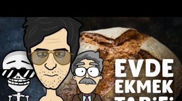 Evde Ekmek Tarifi | Özcan Show