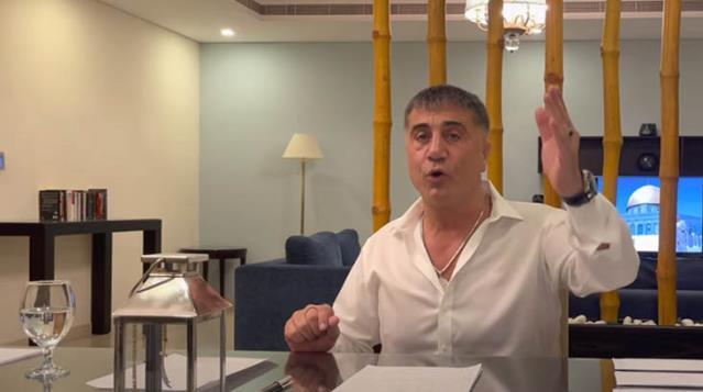 Sedat Peker Açıklama (4. bölüm)