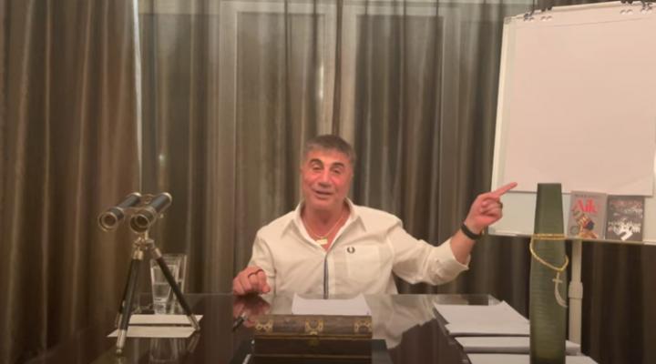 Sedat Peker Açıklama (9. bölüm)