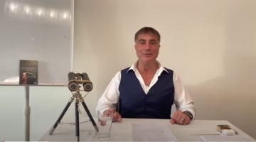 Sedat Peker Açıklama (10. bölüm)